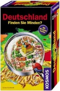Deutschland - Minden. Mitbringspiel