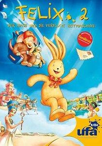 Felix 2-Der Hase und die verflixte Zeitmaschine