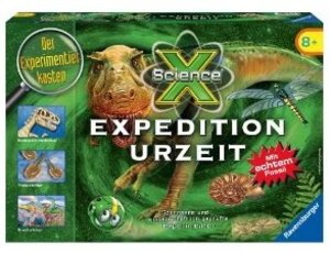 Ravensburger 18880 - ScienceX: Expedition Urzeit