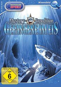 Mystery Expedition: Gefangene im Eis (Wimmelbild)