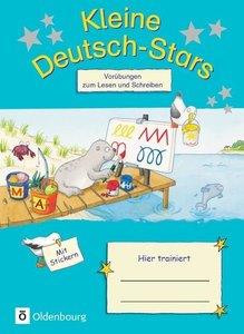 Deutsch-Stars 1. Schuljahr - Kleine Deutsch-Stars.