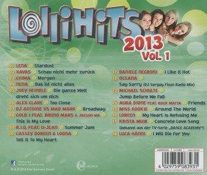 Lollihits 2013 Vol.1