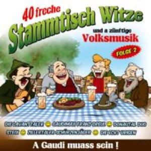 40 freche Stammtischwitze-Folge 2