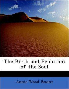 The Birth and Evolution of the Soul