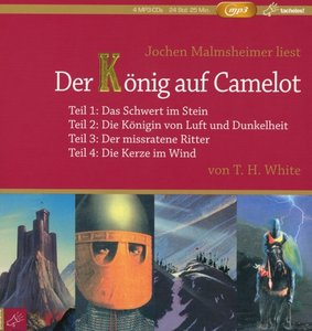 Der König auf Camelot Teil 1-4