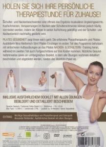 Pilates Gesundheit - Gesunder Nacken und Schultern