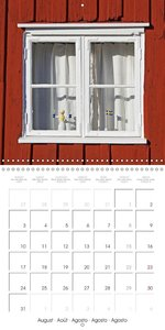 South Sweden (Wall Calendar 2015 300 × 300 mm Square)