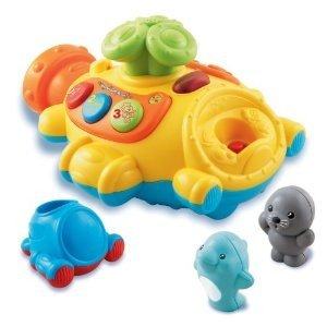 VTech Baby 80-113604 - Badespaß Boot