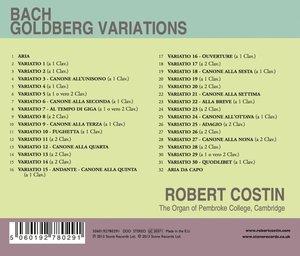Bach Goldberg Variations