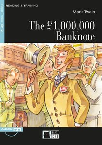 The £ 1,000,000 Banknote. Buch + Audio-CD