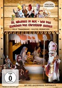Augsburger Puppenkiste - St. Nikolaus in Not & Wie das Eselchen