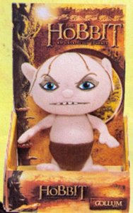Joy Toy 33890 - Gollum, Plüsch, 18 cm