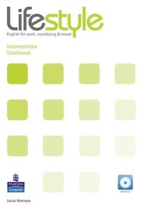 Lifestyle Intermediate Workbook (with Audio-CD)