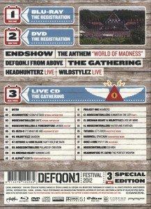 Defqon.1 Festival 2012 (2xDVD/BD/CD)