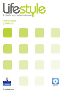Lifestyle Intermediate Workbook (with Audio-CD)