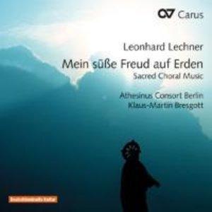 Mein süße Freud auf Erden-Geistliche Chormusik