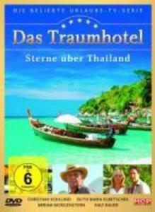 Das Traumhotel-Sterne über Thailand