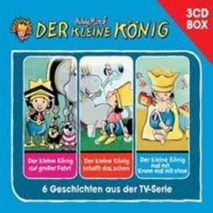 DER KLEINE KÖNIG - 3-CD HÖRSPIELBOX VOL.2