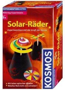 Kosmos 657123 - Solar-Räder