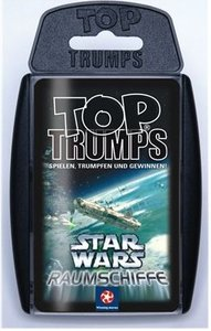 Star Wars Raumschiffe Top Trumps