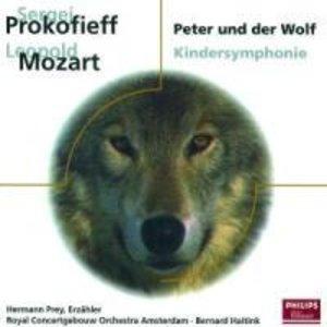 Peter Und Der Wolf/Sinfonie 1/Kindersinfonie