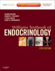 Williams Textbook of Endocrinology
