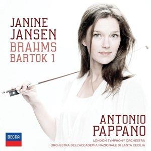Brahms & Bartok