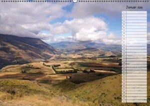Kia ora, Aotearoa - Wunderbares Neuseeland (Wandkalender 2016 DI