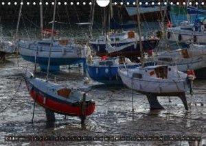 Colours of Britanny (Wall Calendar 2015 DIN A4 Landscape)