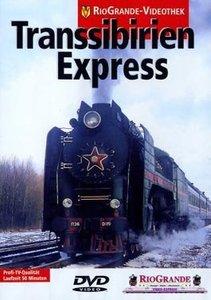 RioGrande - Transsibirien Express