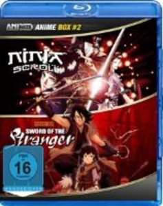 Anime Box 2 Sword Of The Stranger,Ninja