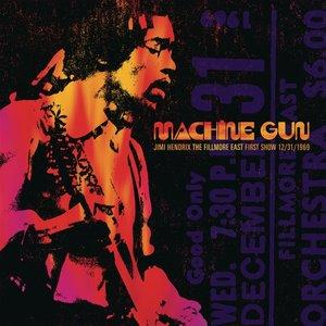 Machine Gun Jimi Hendrix The Fillmore East 12/31/1