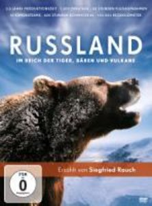 Russland-Im Reich Der Tiger,Bären Und Vulkane