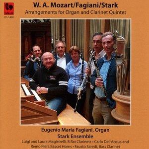 Arrangements für Orgel und Klarinettenquintett
