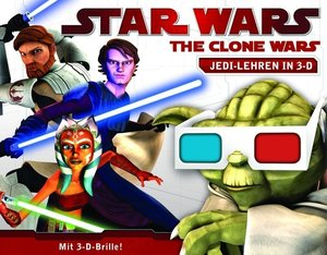 Star Wars The Clone Wars. Jedi-Lehren in 3D