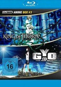 Anime Box 3 Gyo-King Of Thorn