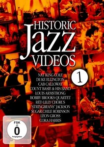 Historic Jazz Videos Vol.1