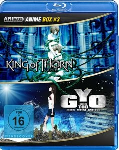Anime Box 3 Gyo-King Of Thorn