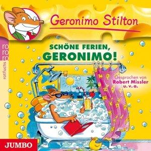 Geronimo Stilton: Schöne Ferien,Geronimo!