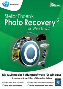 Stellar Phoenix Photo Recovery 5 für Windows