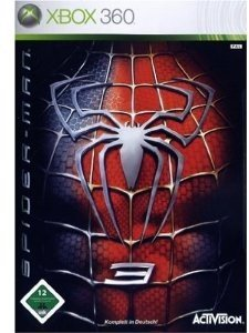 Spider-Man - The Movie 3. XBox 360