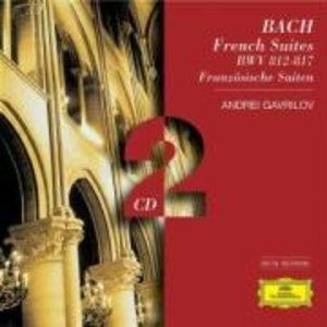 FRANZÖSISCHE SUITEN.BWV 812-817