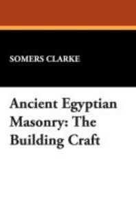 Ancient Egyptian Masonry