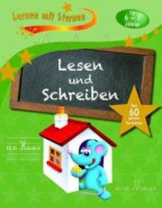 Lernen mit Sternen - Lesen und Schreiben für 6- bis 7-Jährige