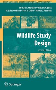Wildlife Study Design