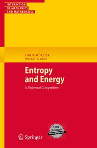 Entropy and Energy. Mit CD-ROM