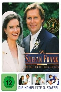 Dr.Stefan Frank-Staffel 3 (4 DVD)