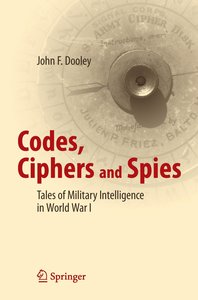 Codes, Ciphers and Spies