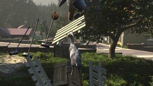 Goat Simulator - Ziegen-Simulator