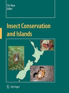 Insect Conservation and Islands
